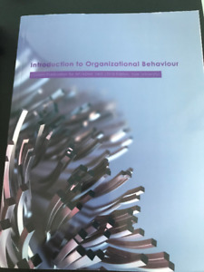 Introduction to Organizational Behaviour - Custom Publication