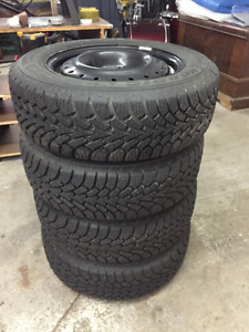 Goodyear Winter Tires & Rims