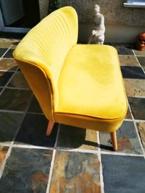 Yellow Cocktail Sofa