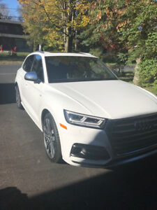 AUDI SQ5 2018 TECHNIK, HUD, AIR SUSPENSION, SPORT DIFF