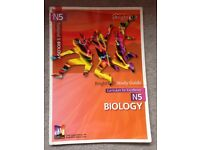 National 5 Biology BrightRED study guide