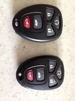 Key fob with rvs 50$ for both