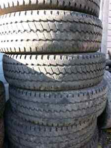 Need Tires? Look at the sizes and call me! Cornwall Ontario image 1