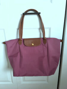 NEW Large Longchamp Le Pliage tote bag