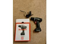 Simple Value Li-Ion Cordless Drill Driver - 12V Very good condition