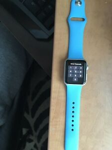 38 mm apple watch sport