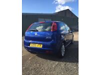 Fiat Punto 1,4 dynamic (MOT FEB 2018) Low miles £795