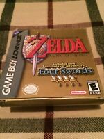 Zelda: A Link to the Past - Nintendo GameBoy Advance - Complete
