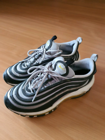 Boys Nike Air Max 97 (GS) trainers size 5,5