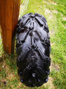 Polaris side by side tires