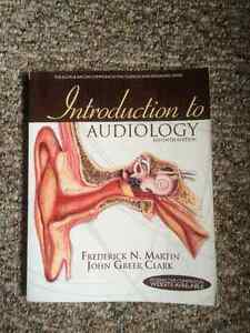 Introduction to audiometry, Martin