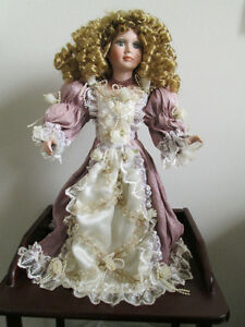 Cathay Collection Porcelain Doll #1 / 5000