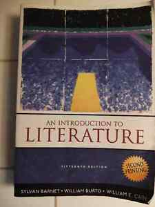 Introduction to Literature, An, 15th Edition