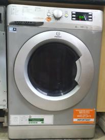 INDESIT WASHER-DRYER XWDE751480X S UK