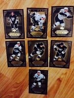 Pittsburg's Sidney Crosby 7 card set