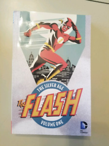 Flash The Silver Age Volume One Comic