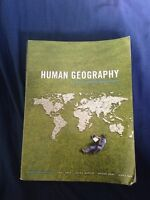 Human Geography - Fourth Canadian Edition