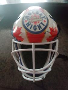 Street hockey goalie mask