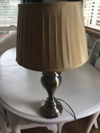 Two table lamps 💡💡💡💡💡💡