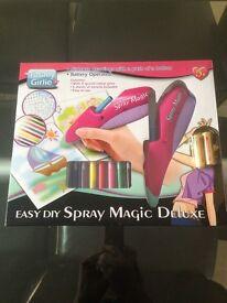 Brand New Spray Magic