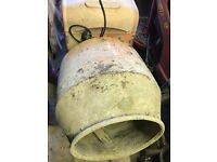 Belle 150 electric 240v cement mixer
