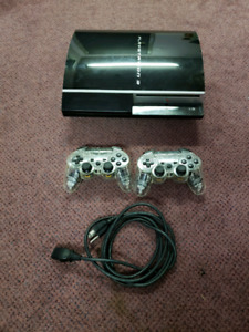 Playstation 3 (Motivated to sell)