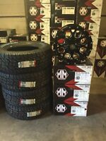 Dodge Ram/Jeep Wrangler 17 inch Rim and Cooper Tire Package