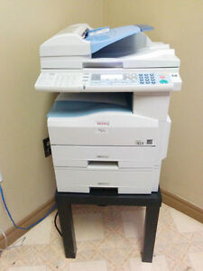Ricoh  Multi-function Photocopiers / All-in-One Printer-Warranty