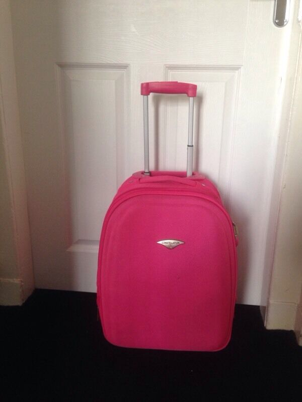 Small Pink Suitcase | in Colinton Mains, Edinburgh | Gumtree