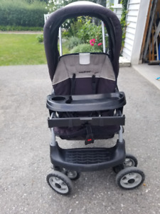 Sit N' Stand LX Stroller - Baby Trend