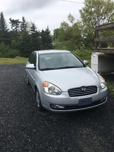2009 Hyundai Accent Sedan