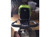 Oyster pushchair pram