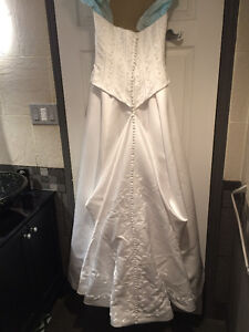 Simplicity Bridal Gown Kitchener / Waterloo Kitchener Area image 3