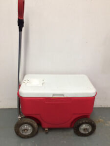 Pick up today for Only 30 custom built cooler