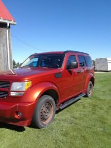 Dodge Nitro  As Is