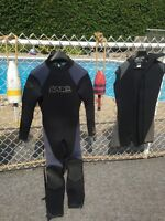 Wetsuit Bare 7 MM - Homme