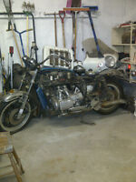 1975 Goldwing for parts
