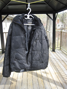 Down Lined Winter Coat