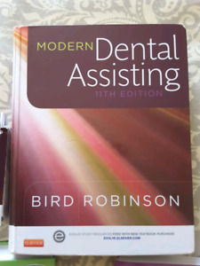 NSCC Dental Assisting Text Books.