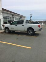 Nissan Titan available for Work or Moving