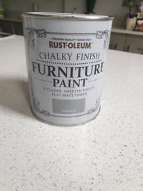 Brand New Rust-Oleum Anthracite Furniture Paint