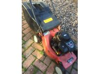 Petrol Lawnmower...Briggs and Stratton 450 series
