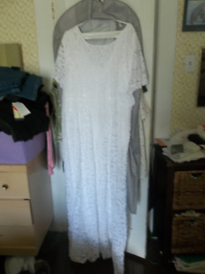 For Sale:  Wedding Dress