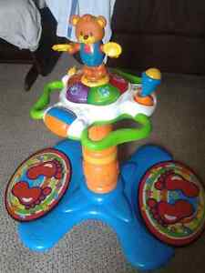 Vtech baby sit to sand toy