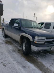 01 Silverado saftied. Trade for ??