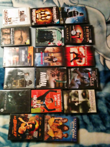 Dvd films  3$ chaques
