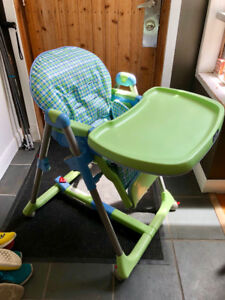 Peg Perego Prima Pappa toddler High Chair