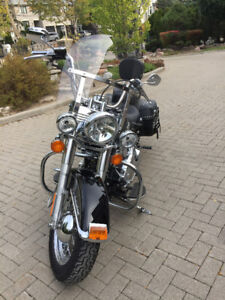 2011 Harley Heritage Softtail - MINT!!!