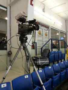 Television and Webstreaming video package