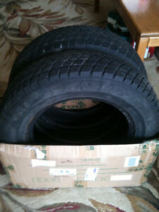 4 tires for sale, 13 in